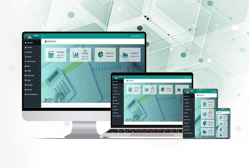 AMSL Accounting software